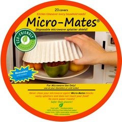 FDA compliant microwave food covers no cancer